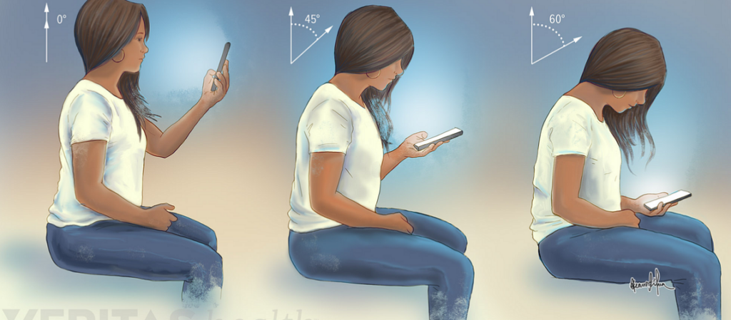 how to have correct posture while sitting